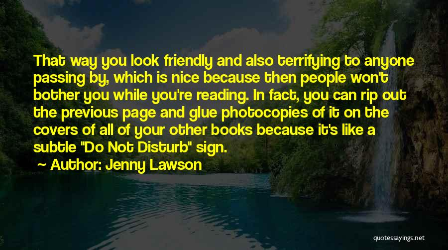 You Re Not Nice Quotes By Jenny Lawson