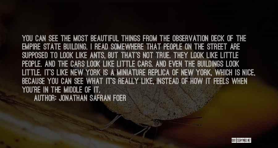 You Re Not Nice Quotes By Jonathan Safran Foer