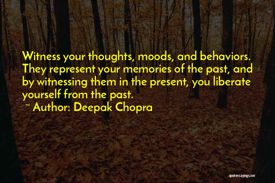 You Represent Quotes By Deepak Chopra