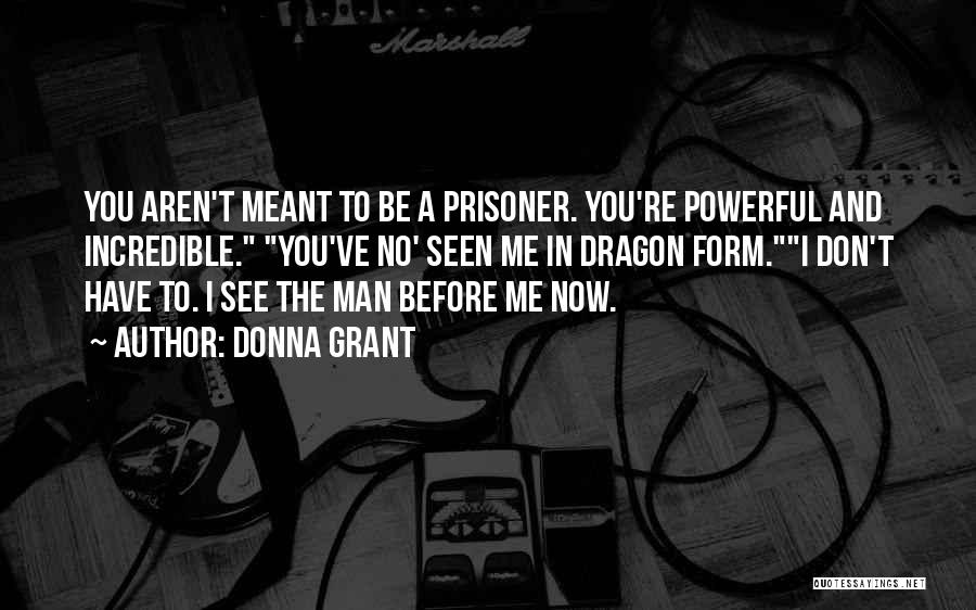 You See Me Now Quotes By Donna Grant