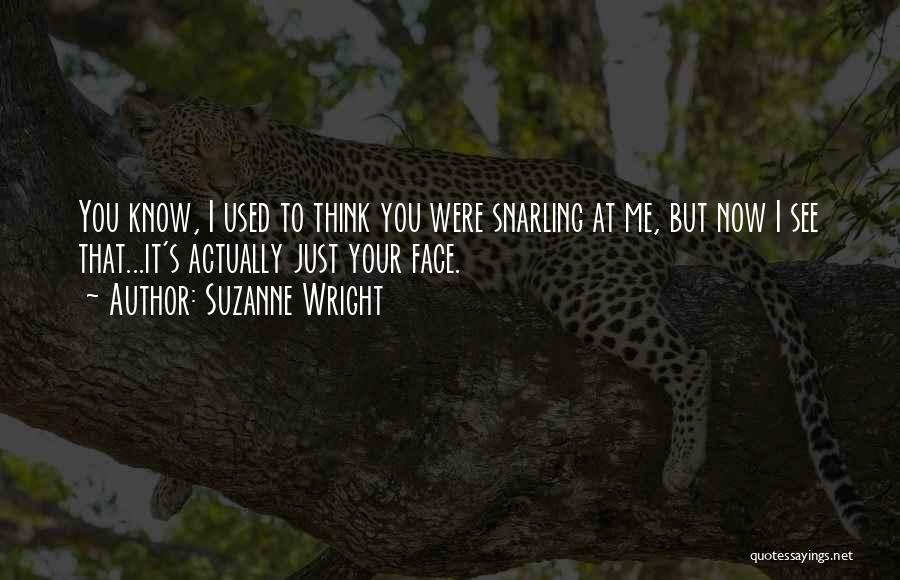 You See Me Now Quotes By Suzanne Wright
