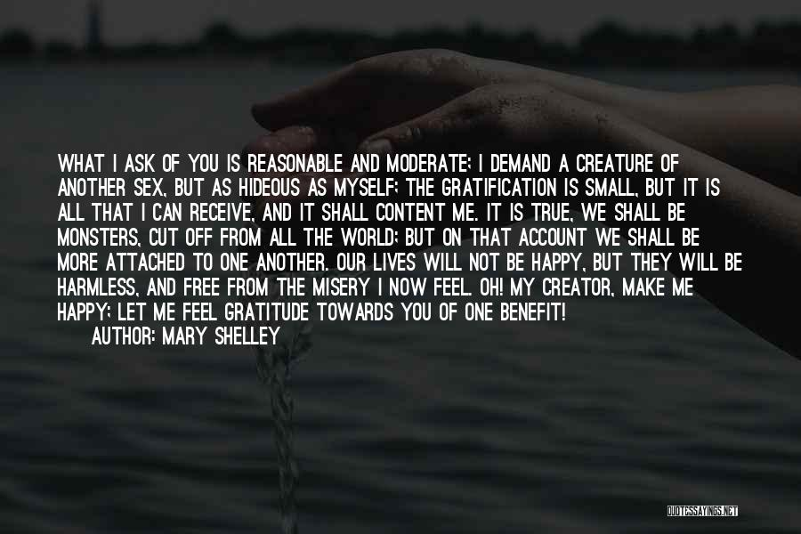 You Shall Make It Quotes By Mary Shelley