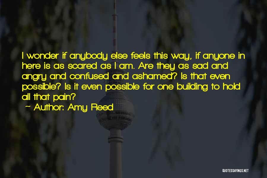 You Should Be Scared Of Me Quotes By Amy Reed