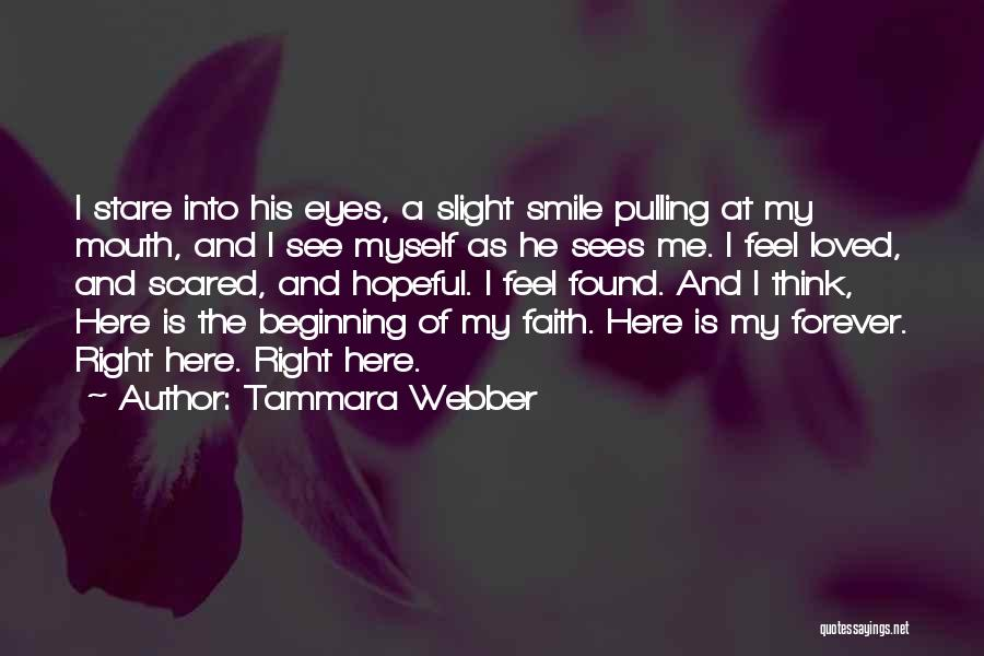 You Should Be Scared Of Me Quotes By Tammara Webber