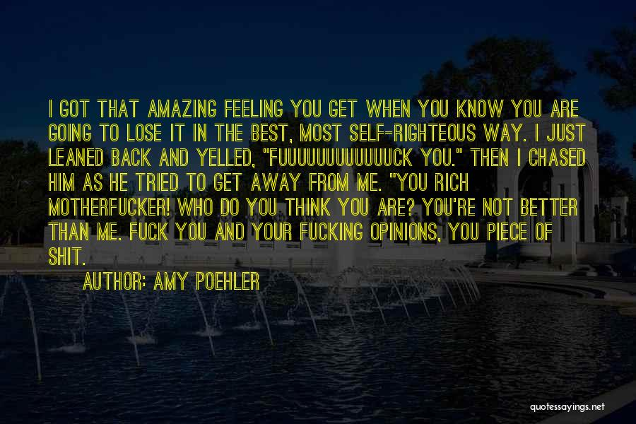 You Tried Your Best Quotes By Amy Poehler