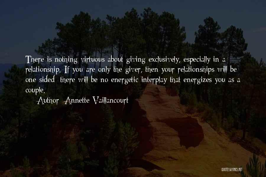You Will Be The Only One Quotes By Annette Vaillancourt