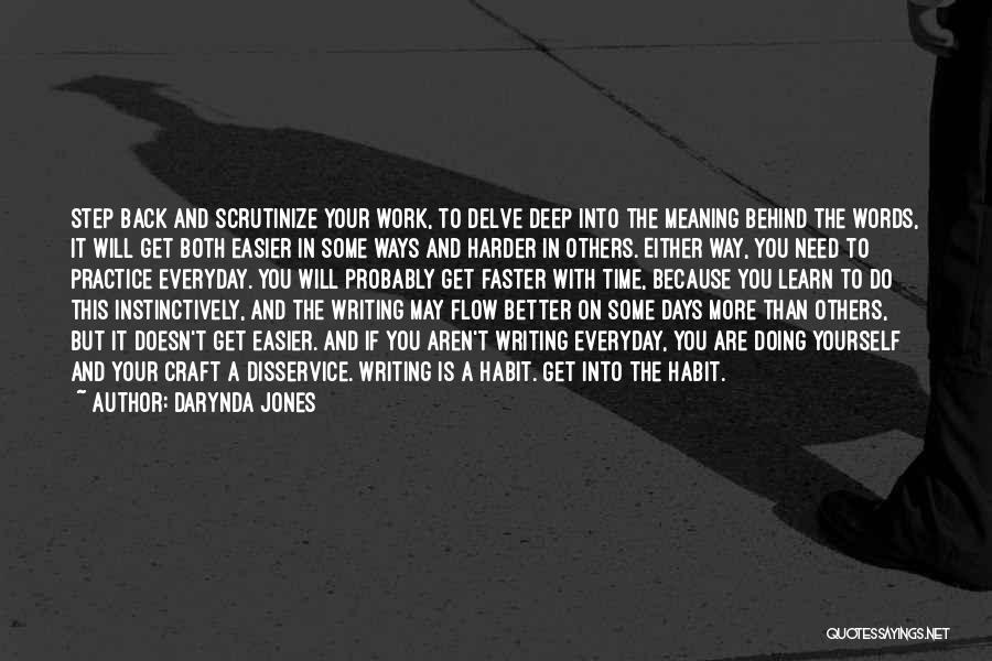You Will Learn In Time Quotes By Darynda Jones