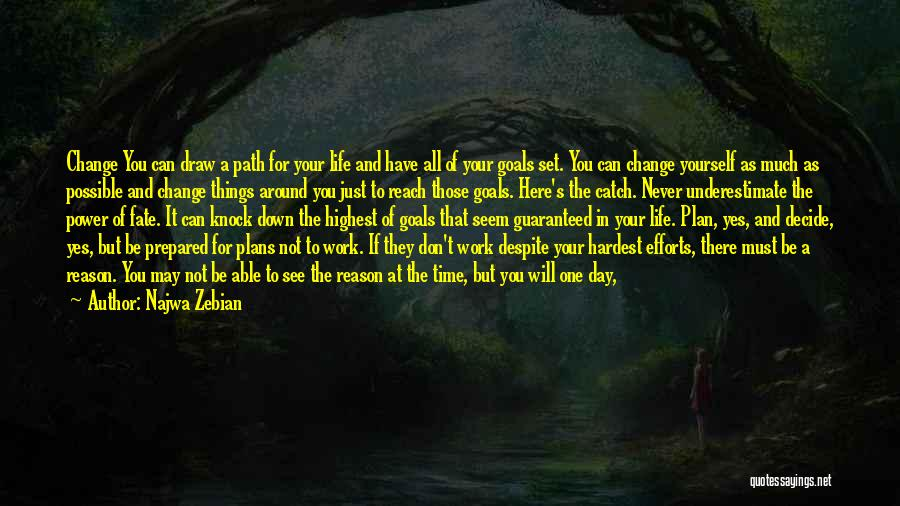 You Will Learn In Time Quotes By Najwa Zebian