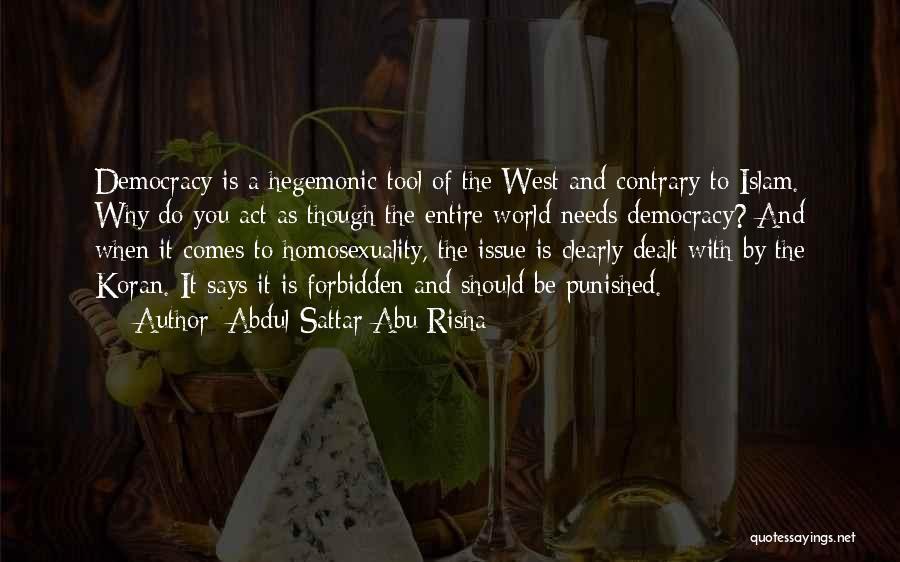 You You Quotes By Abdul Sattar Abu Risha