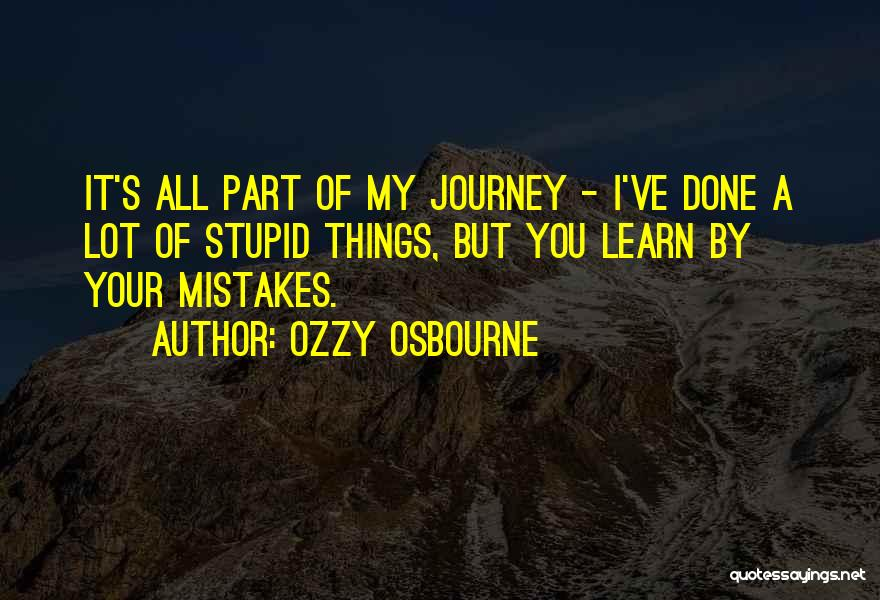 You You Quotes By Ozzy Osbourne