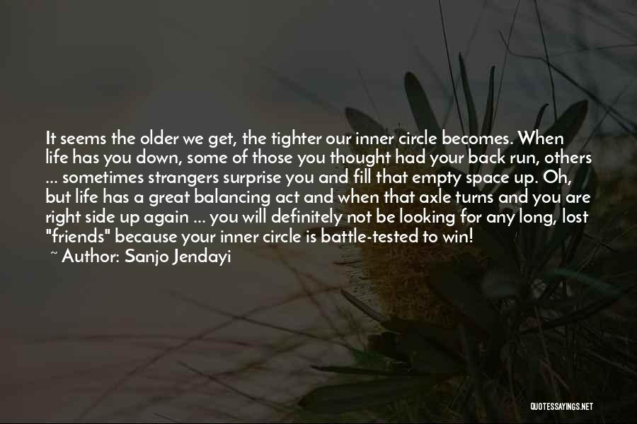 You You Quotes By Sanjo Jendayi