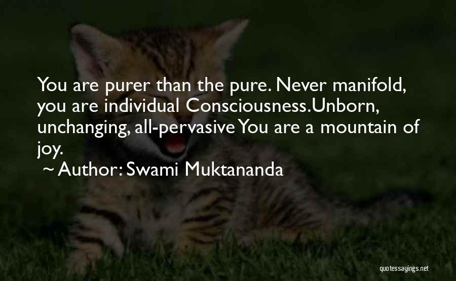 You You Quotes By Swami Muktananda