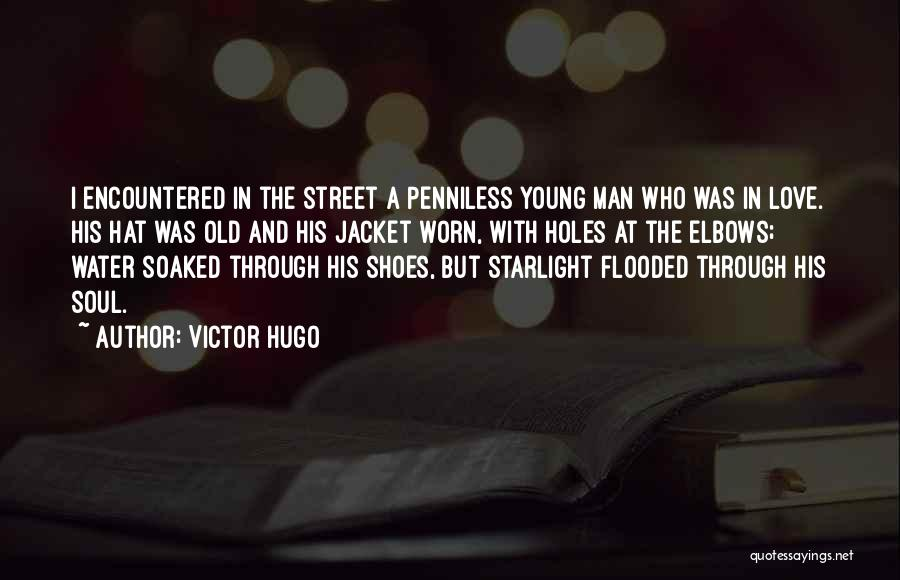 Young But In Love Quotes By Victor Hugo
