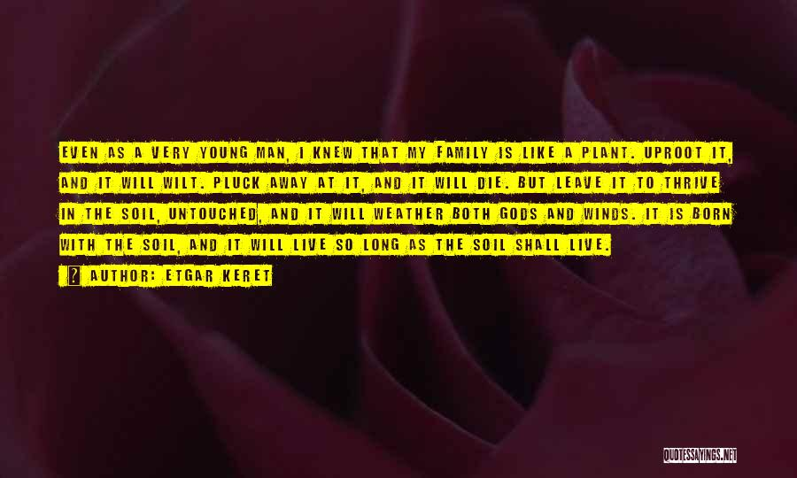Young Die Quotes By Etgar Keret
