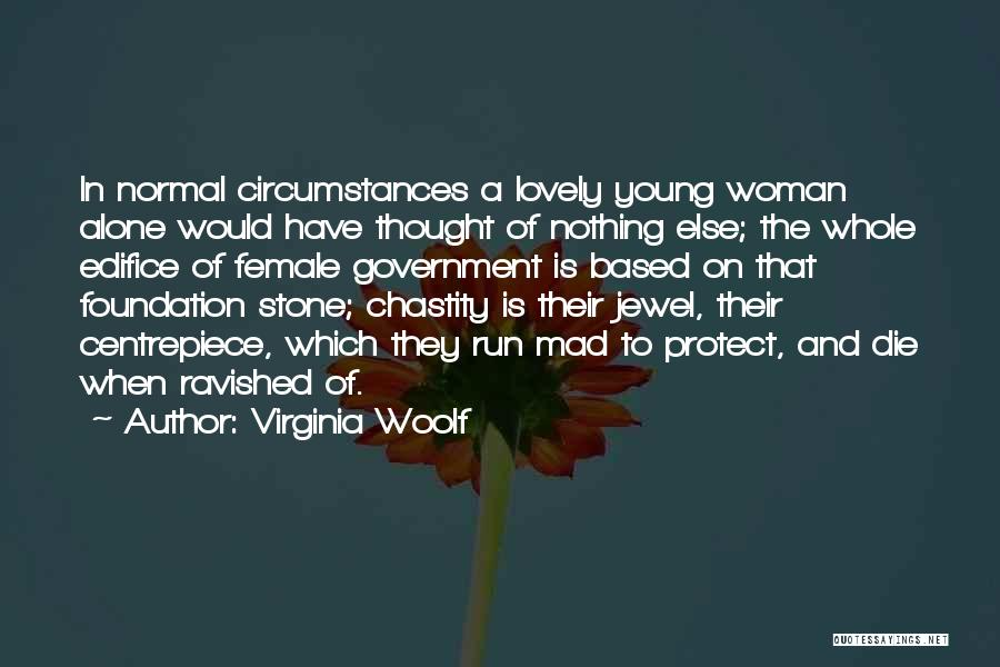 Young To Die Quotes By Virginia Woolf