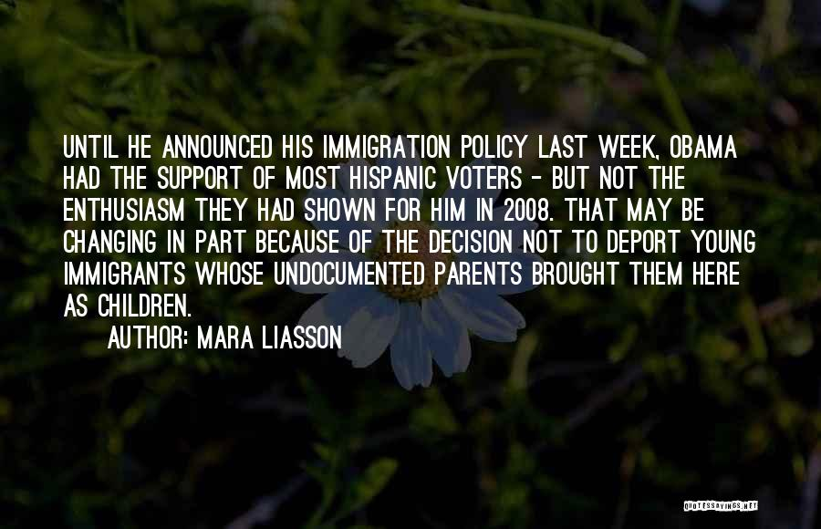 Young Voters Quotes By Mara Liasson