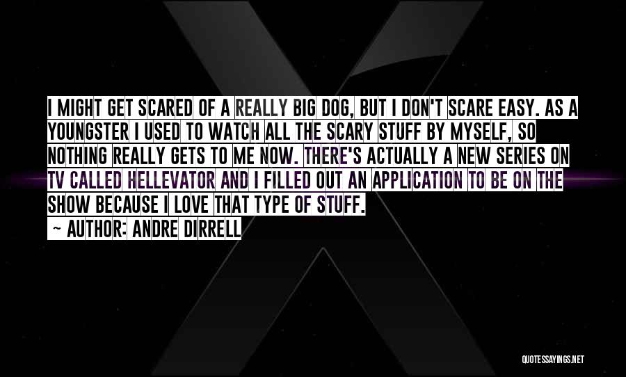 Youngster Quotes By Andre Dirrell