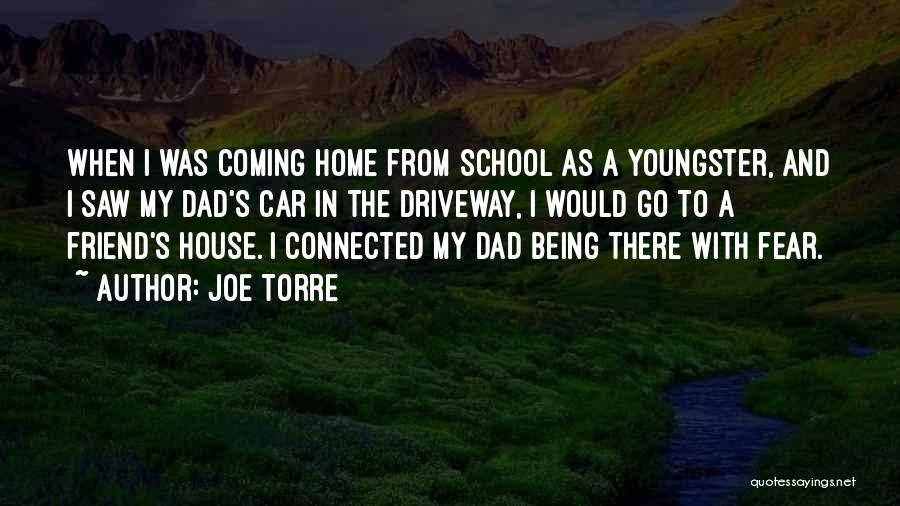 Youngster Quotes By Joe Torre