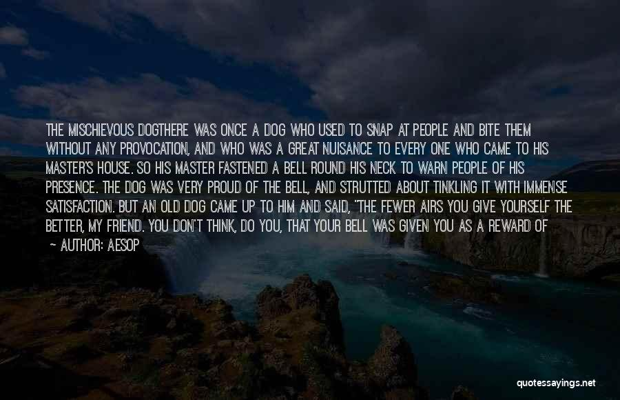 Your A Disgrace Quotes By Aesop