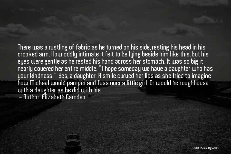 Your Amazing Girl Quotes By Elizabeth Camden