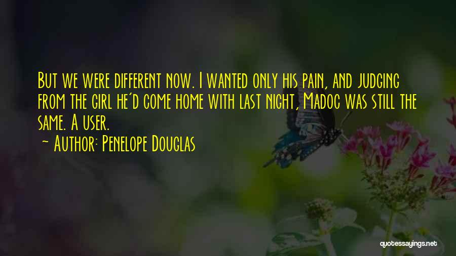 Your Amazing Girl Quotes By Penelope Douglas