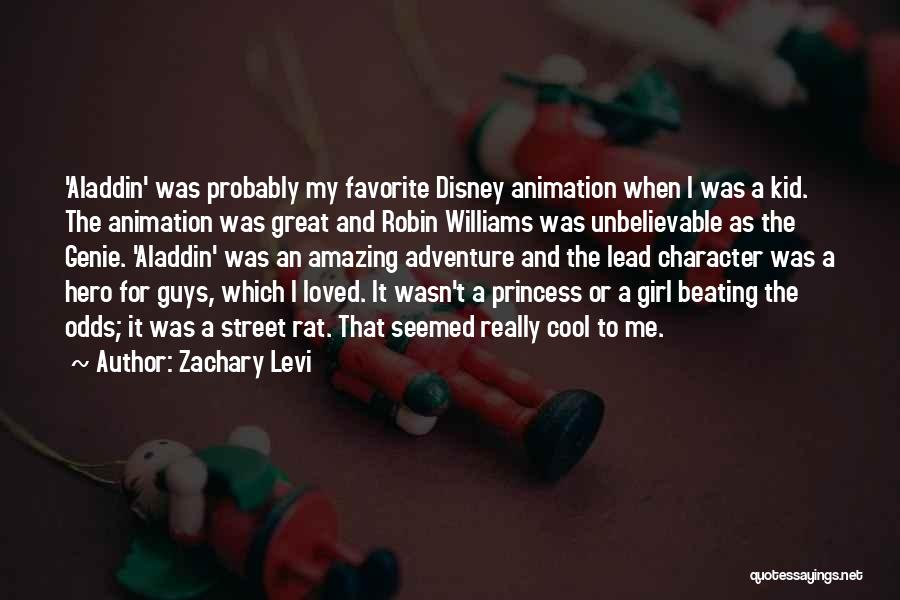 Your Amazing Girl Quotes By Zachary Levi