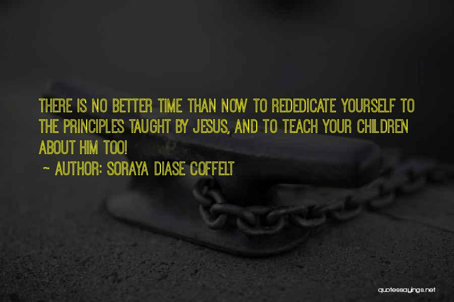 Your Better Than Him Quotes By Soraya Diase Coffelt