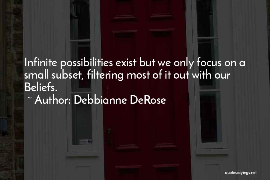 Your Dreams Coming True Quotes By Debbianne DeRose