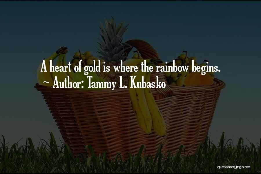 Your Dreams Coming True Quotes By Tammy L. Kubasko