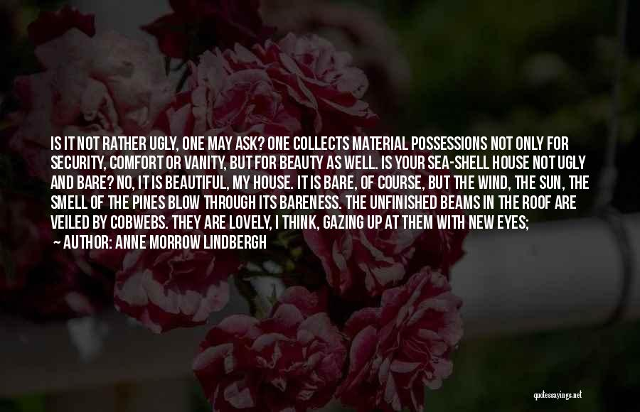 Your Eyes Beauty Quotes By Anne Morrow Lindbergh