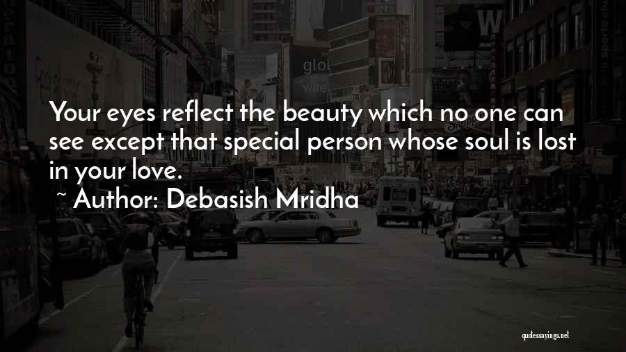 Your Eyes Beauty Quotes By Debasish Mridha