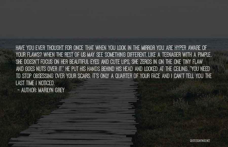 Your Eyes Beauty Quotes By Marilyn Grey