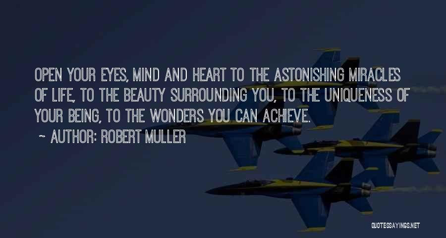 Your Eyes Beauty Quotes By Robert Muller