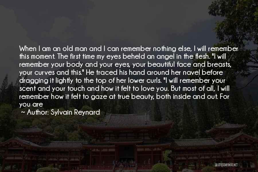 Your Eyes Beauty Quotes By Sylvain Reynard
