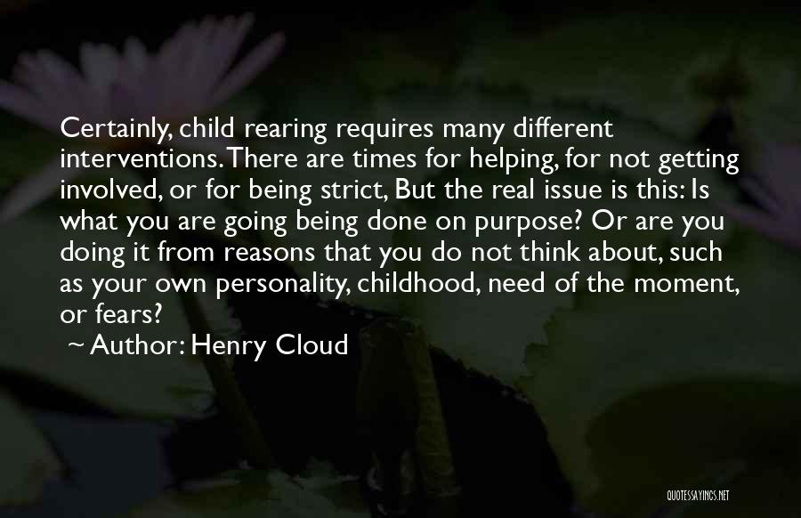 Your Family Being There For You Quotes By Henry Cloud
