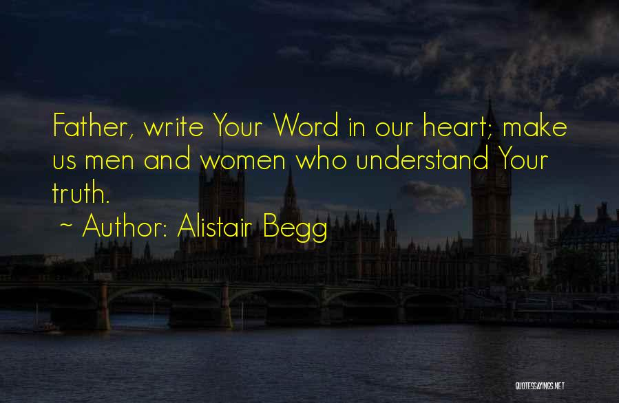 Your Father Quotes By Alistair Begg