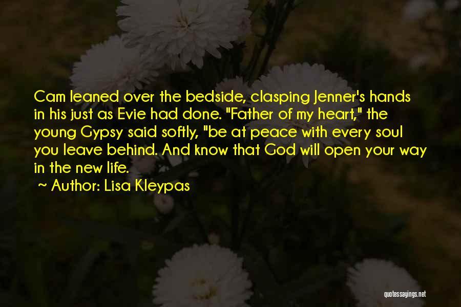 Your Father Quotes By Lisa Kleypas
