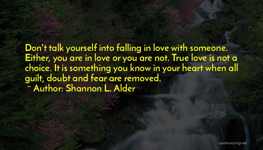 Your Gut Feeling Quotes By Shannon L. Alder