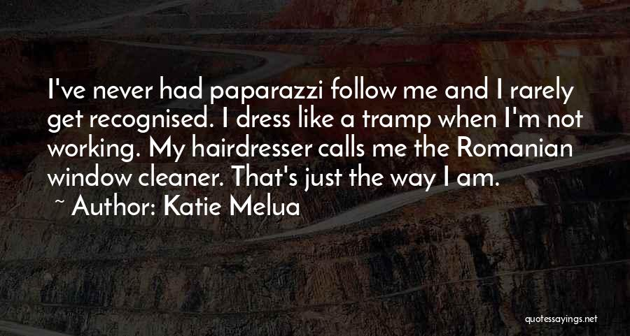 Your Hairdresser Quotes By Katie Melua