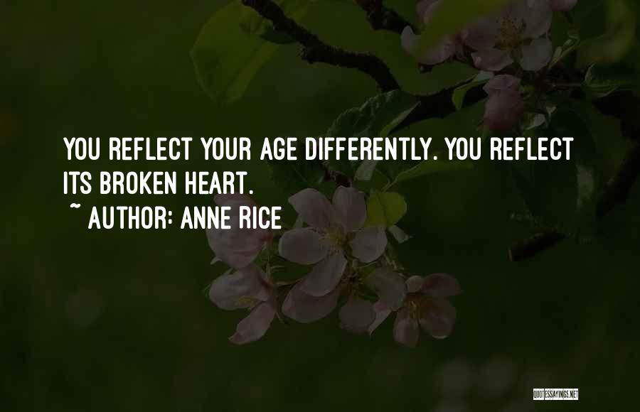 Your Heart Quotes By Anne Rice