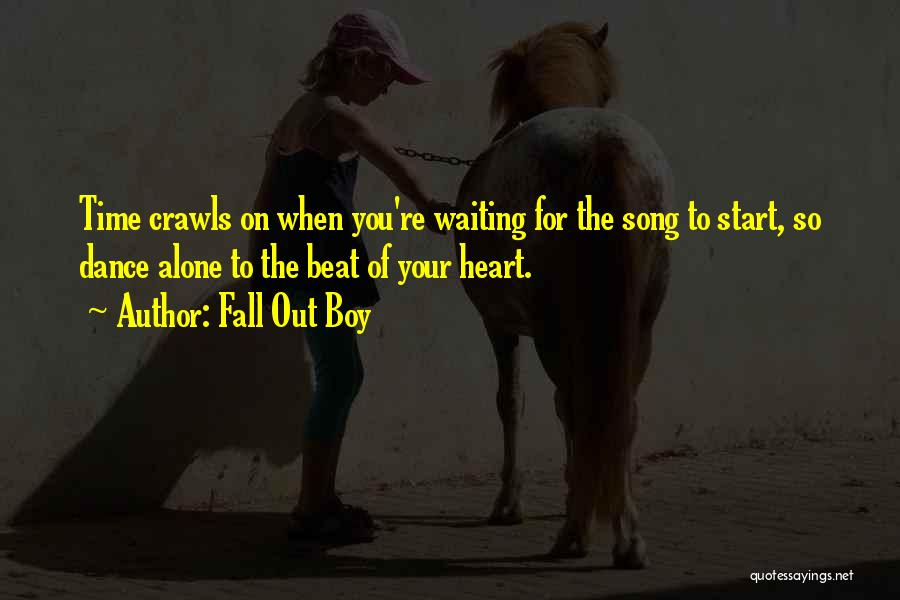 Your Heart Quotes By Fall Out Boy