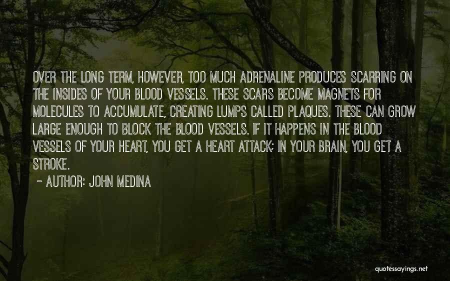 Your Heart Quotes By John Medina