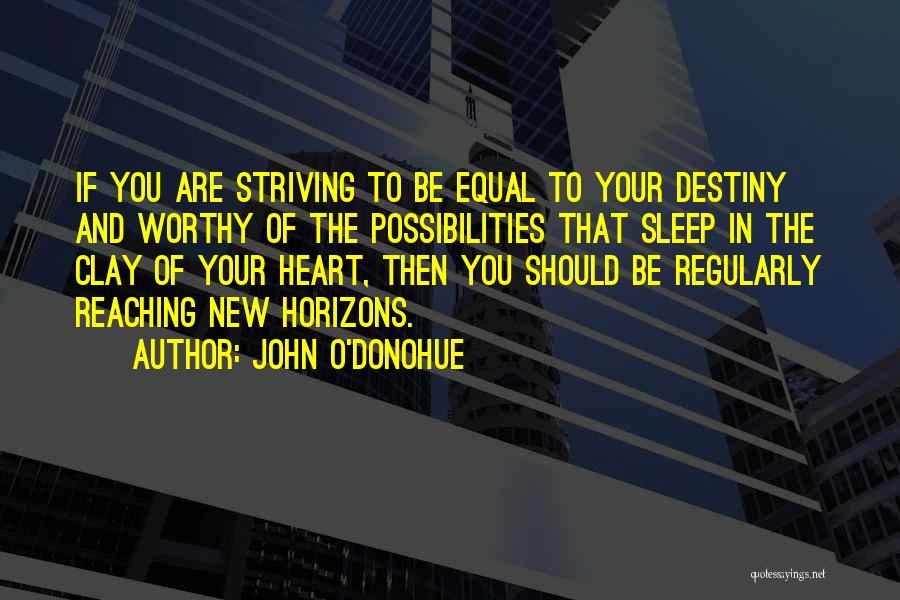 Your Heart Quotes By John O'Donohue