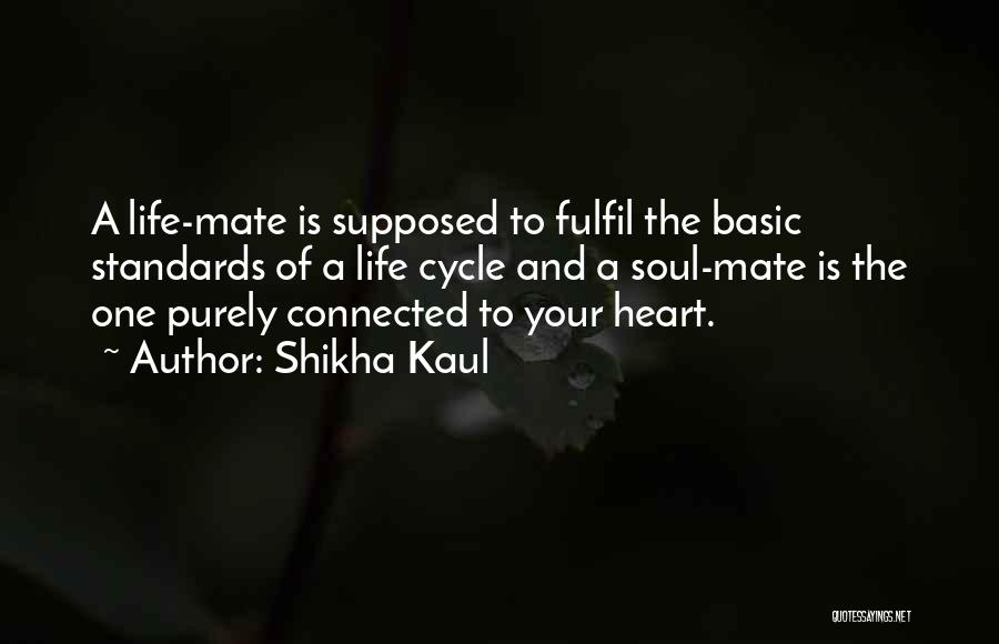 Your Heart Quotes By Shikha Kaul