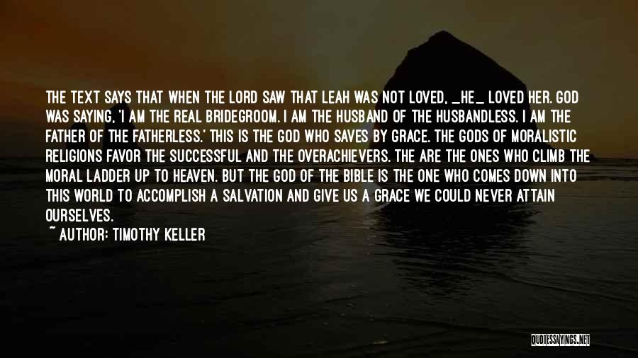 Your Husband In Heaven Quotes By Timothy Keller