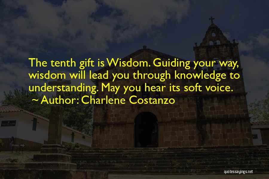 Your Inner Voice Quotes By Charlene Costanzo