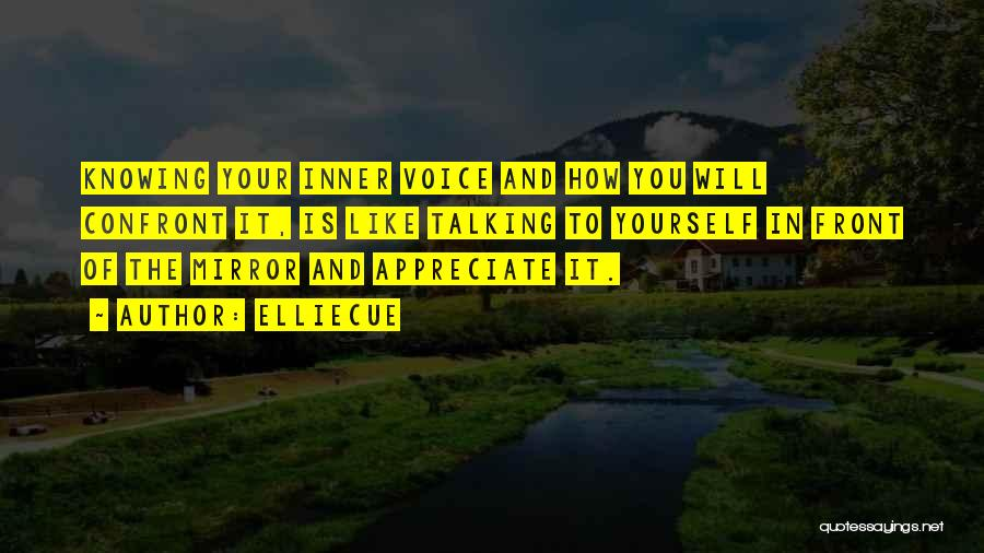 Your Inner Voice Quotes By EllieCue