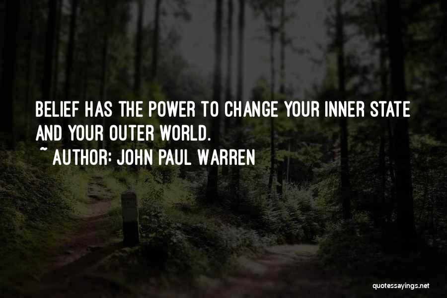 Your Inner Voice Quotes By John Paul Warren