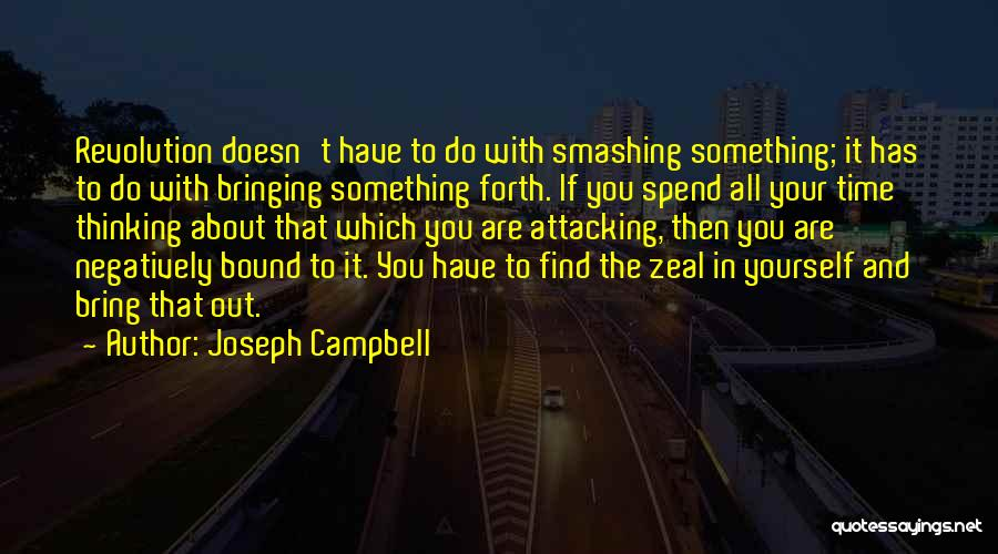 Your Inner Voice Quotes By Joseph Campbell
