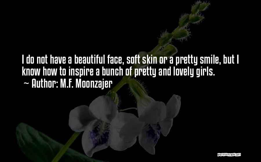 Your Lovely Smile Quotes By M.F. Moonzajer